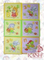 Набор детских носовых платков - 5